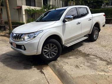 Picture of Mitsubishi L200