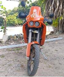 Images of KTM 640 Adventure