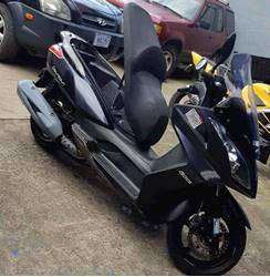 Images of Kymco Downtown 300i