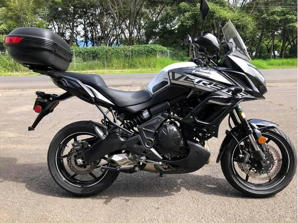 Imagen de Kawasaki VERSYS650