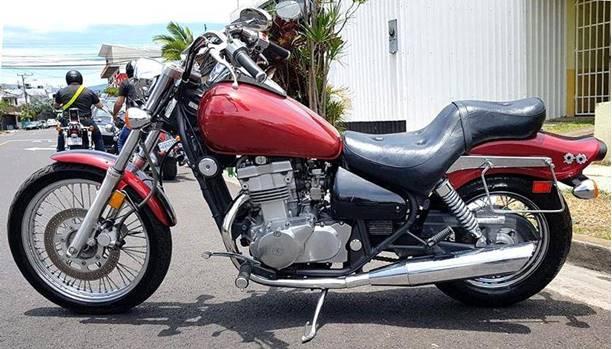 Kawasaki VULCAN500