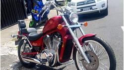 Suzuki INTRUDER125