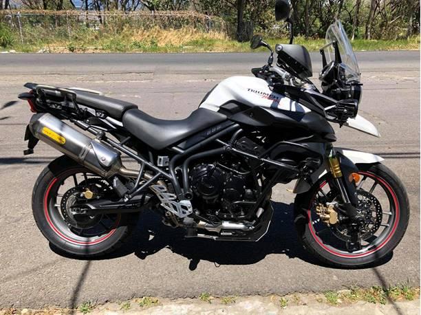 Triumph TIGER800XR