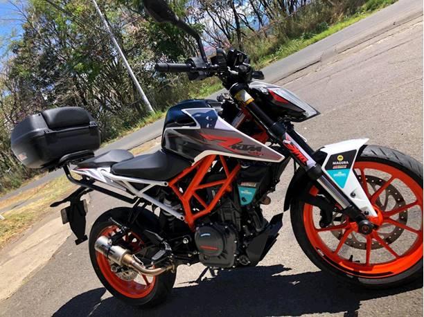 KTM 390DUKE
